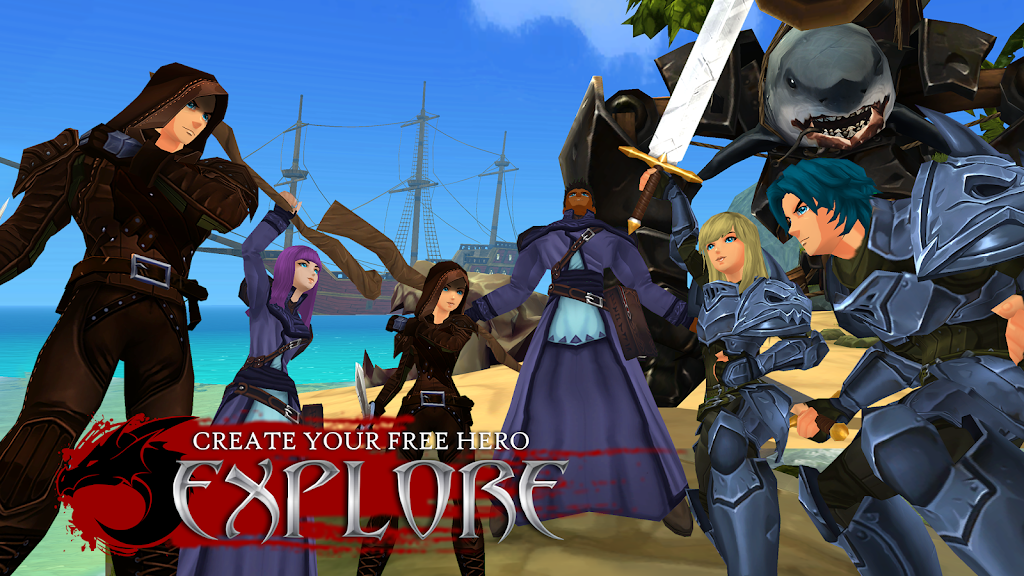AdventureQuest 3D MMO RPG  poster 6