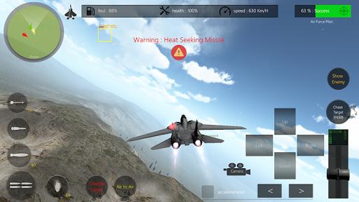 Air Scramble : Interceptor Fighter Jets 1.1.0.3 screenshots 5