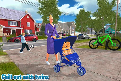 Virtual Babysitter: Babysitting mother simulator 4 screenshots 4