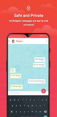 Bridgefy - Offline Messagesのおすすめ画像3