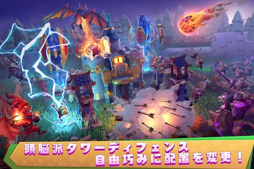 Castle Clashuff1au30aeu30ebu30c9u30edu30a4u30e4u30eb android2mod screenshots 7