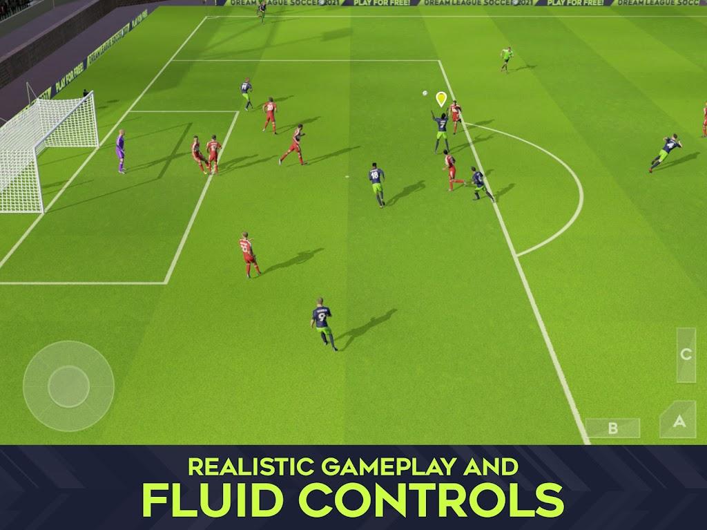 Dream League Soccer 2021 poster 9