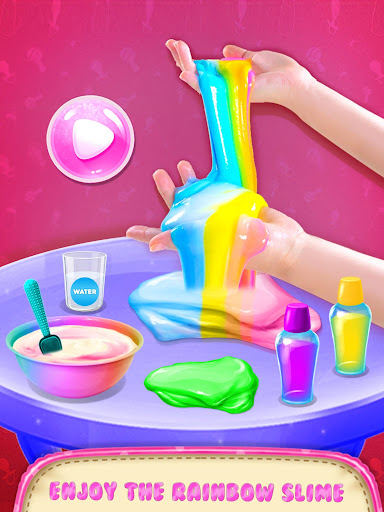 Make Fluffy Slime Jelly  DIY Slime Maker Game 2019 1.7 Screenshots 1
