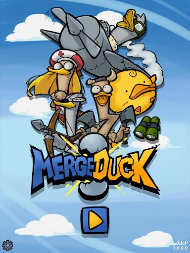Merge Duck - Idle Click RPG apktram screenshots 13