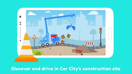 Carl the Super Truck Roadworks: Dig, Drill & Build 1.7.14 screenshots 1