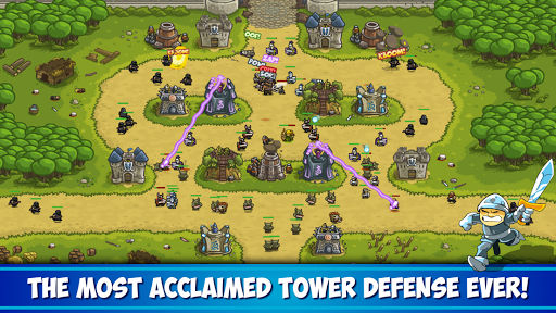 Kingdom Rush - Tower Defense Game  screenshots 1