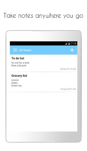 Keep My Notes - Notepad, Memo and Checklist modavailable screenshots 9