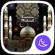 Ramadan-APUS Launcher theme