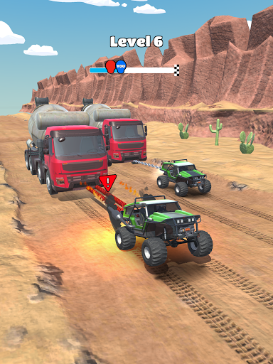 Towing Race  screenshots 7