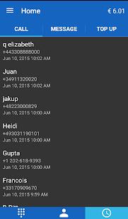 JustVoip voip calls
