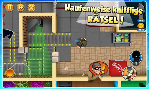 Robbery Bob 2: Double Trouble Screenshot