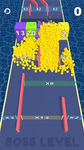 Balls Fall! 3D  screenshots 1