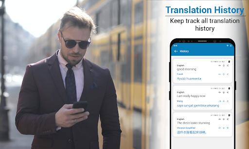 Translator All Voice Language Translate modavailable screenshots 5