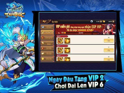 Vu00f5 Thu1ea7n Tam Quu1ed1c - Vo Than Tam Quoc 1.0.9 Screenshots 15