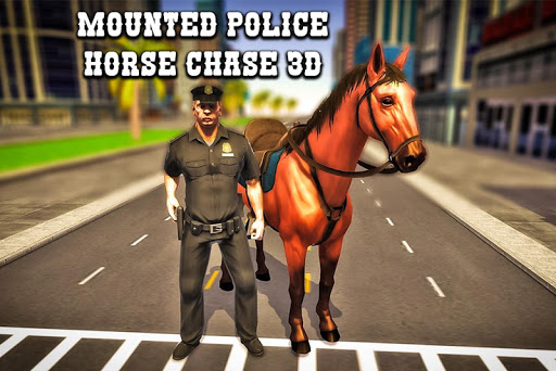 Mounted Police Horse Chase 3D 1.0 screenshots 10