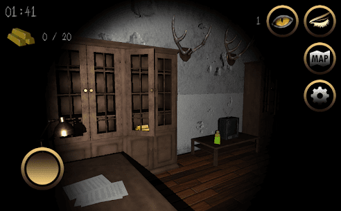 UNREST : 3D Escape Horror Hack Game Android & iOS 2