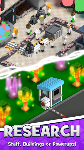 lazy sweet tycoon - premium idle strategy clicker screenshot 2