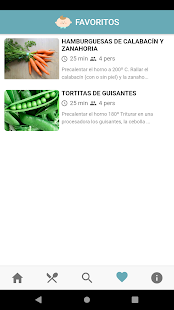 HAPPY RECIPES BLW - Begoña Prats Screenshot