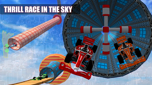 Formula Car Racing 3D -Mega ramp Car Driving Games Apkfinish screenshots 10