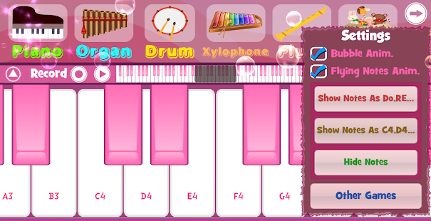 Pink Piano screenshots 4