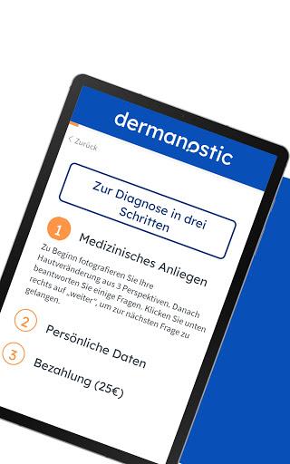 dermanostic - online dermatologist 1.9.3 Screenshots 12