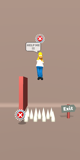 Save the Dude! Rope Puzzle Game 1.0.33 screenshots 1