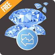 FF Calc | Free Diamonds Calculator and Converter