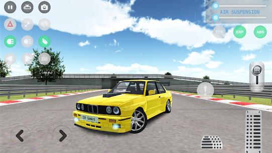 Ücretsiz E30 Drift ve Modifiye Simulator 1
