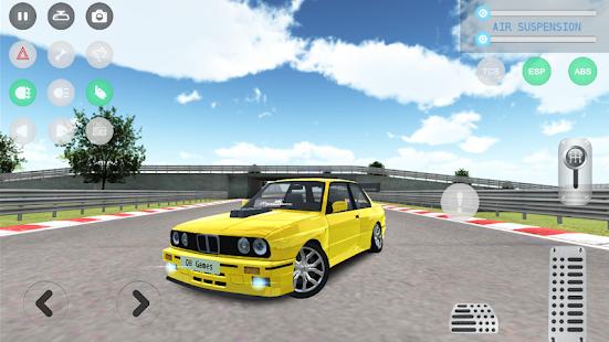E30 Drift and Modified Simulator screenshots 1