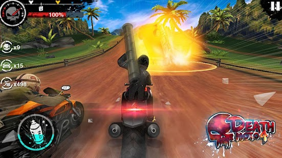 Death Moto 4 Screenshot