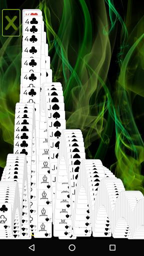 Pyramid Golf Solitaire apklade screenshots 2