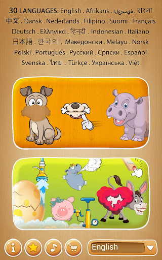 Toddler Puzzle and fun games for Kids  screenshots 2