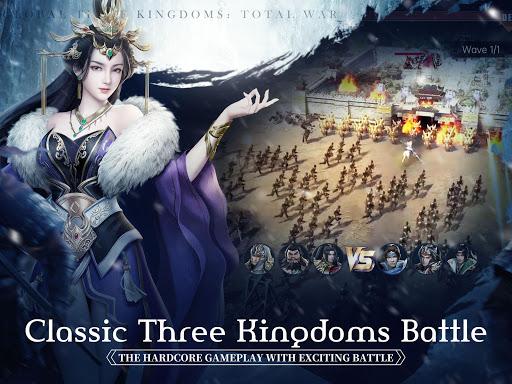 Three Kingdoms: Heroes Saga  screenshots 10