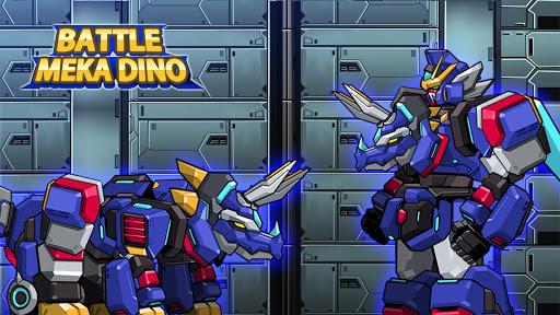 Robotforce - Mechadino : Triceratops 1.2 screenshots 2