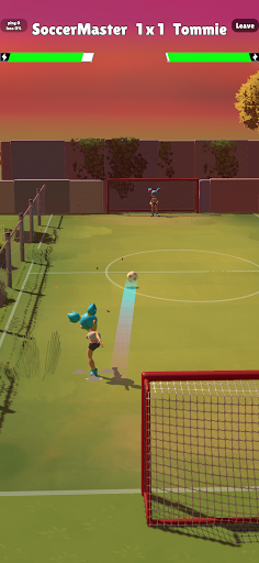 Soccer Clash: Live Football 1.0.2 screenshots 1