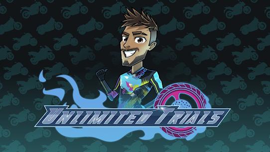 Unlimited Trials – Free Bike Game 1