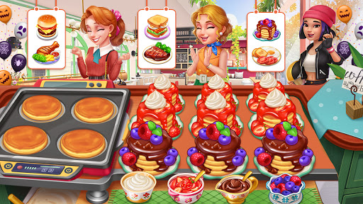 Cooking Home: Design Home in Restaurant Games 1.0.25 Screenshots 17