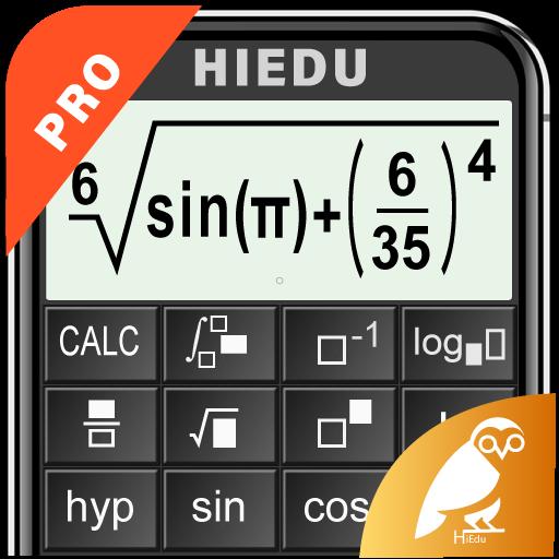 HiEdu Scientific Calculator Pro MOD v1.2.3 (Paid Full Version)