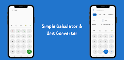 Calculator: Simple Calculator & Unit Converter