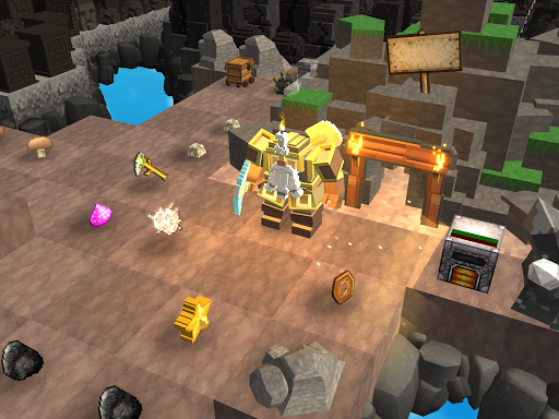 MergeCrafter - Magical Merge World 1.0.4 screenshots 12