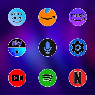 Pixly Fluo APK- Icon Pack (PAID) Download Latest Version 5