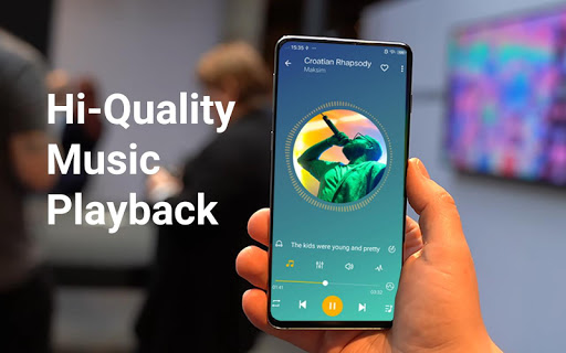 Music Player - Audio Player & Bass Booster android2mod screenshots 10