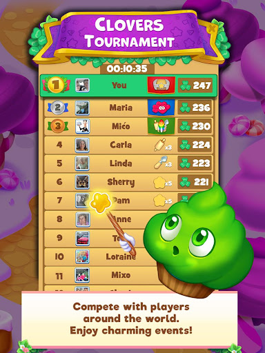 ud83cudf53Candy Riddles: Free Match 3 Puzzle  screenshots 9