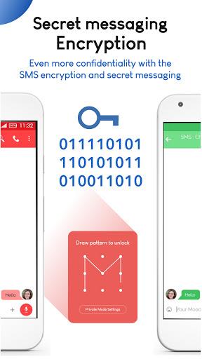 Mood Messenger - SMS & MMS android2mod screenshots 7