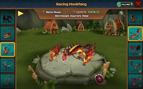 لعبة Dragons Rise of Berk مهكرة Mod 6