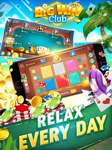 Big Win Club – Slots, Color Game, Tongits 9