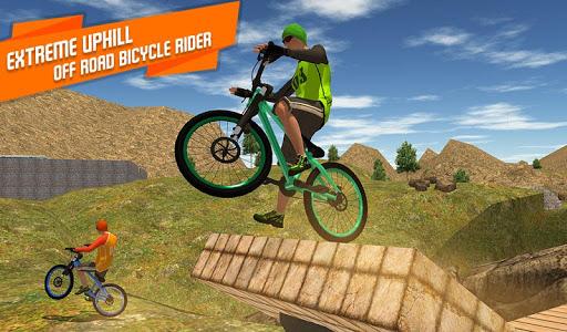 BMX Offroad Bicycle rider Superhero stunts racing screenshots 14