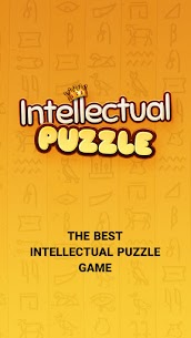 Intellectual riddles, intelligence test, math game 1