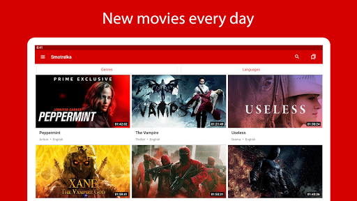 Smotrelka - films, cartoons, movies for free modavailable screenshots 13