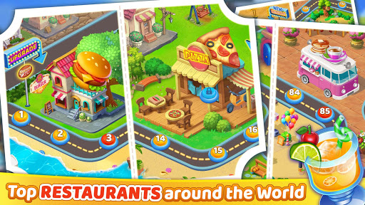 Crazy Kitchen Cooking Game  screenshots 16